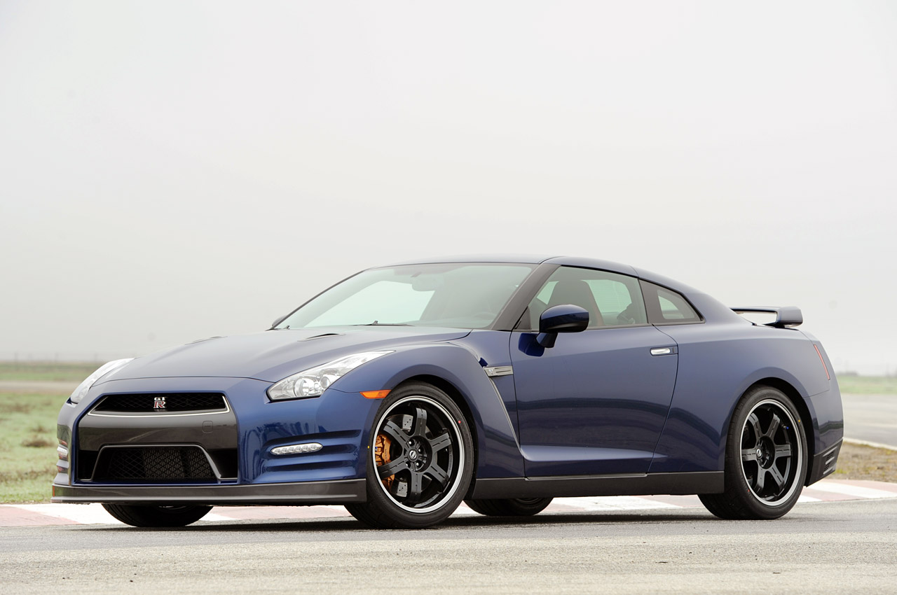 2012 Nissan GT R   Auto Car   Best Car News and Reviews