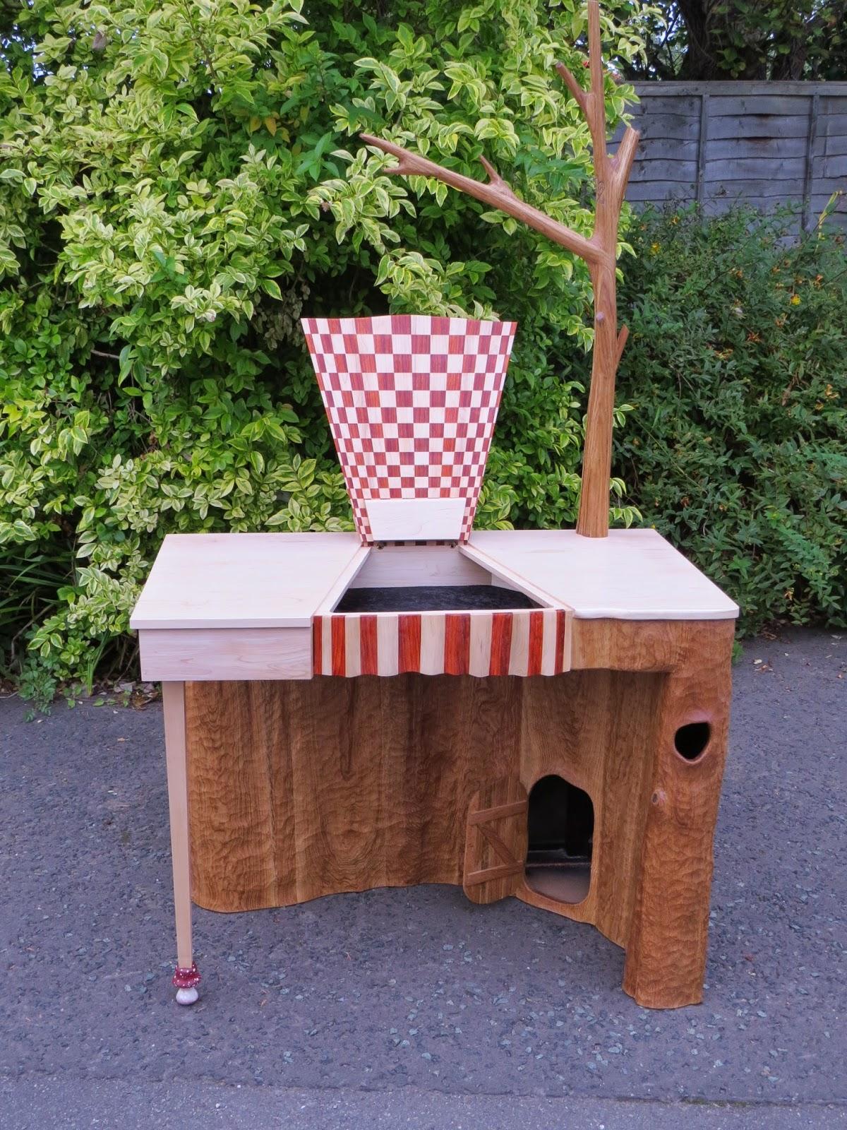 Alice In Wonderland Dressing Table