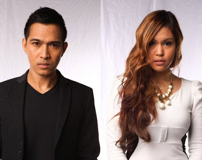 Thor Dulay and Penelope Matanguihan - Team Apl of The Voice of the Philippines