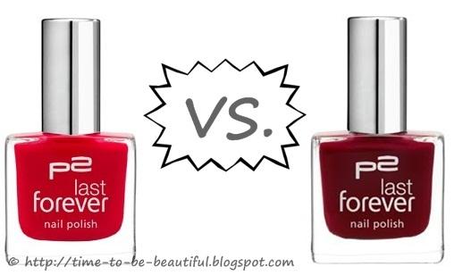 time to be beautiful 47 dunkelroter nagellack vs. Black Bedroom Furniture Sets. Home Design Ideas