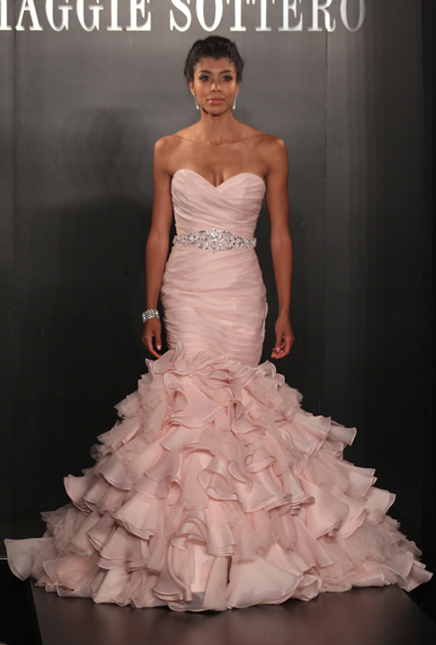 WEDDING DRESS TRENDS FOR SPRING 2013 – Our Favorite Style