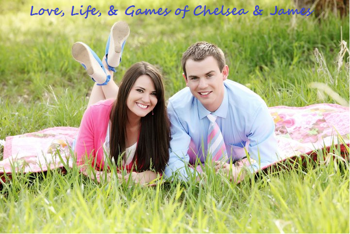 Love, Life, & Games of Chelsea & James