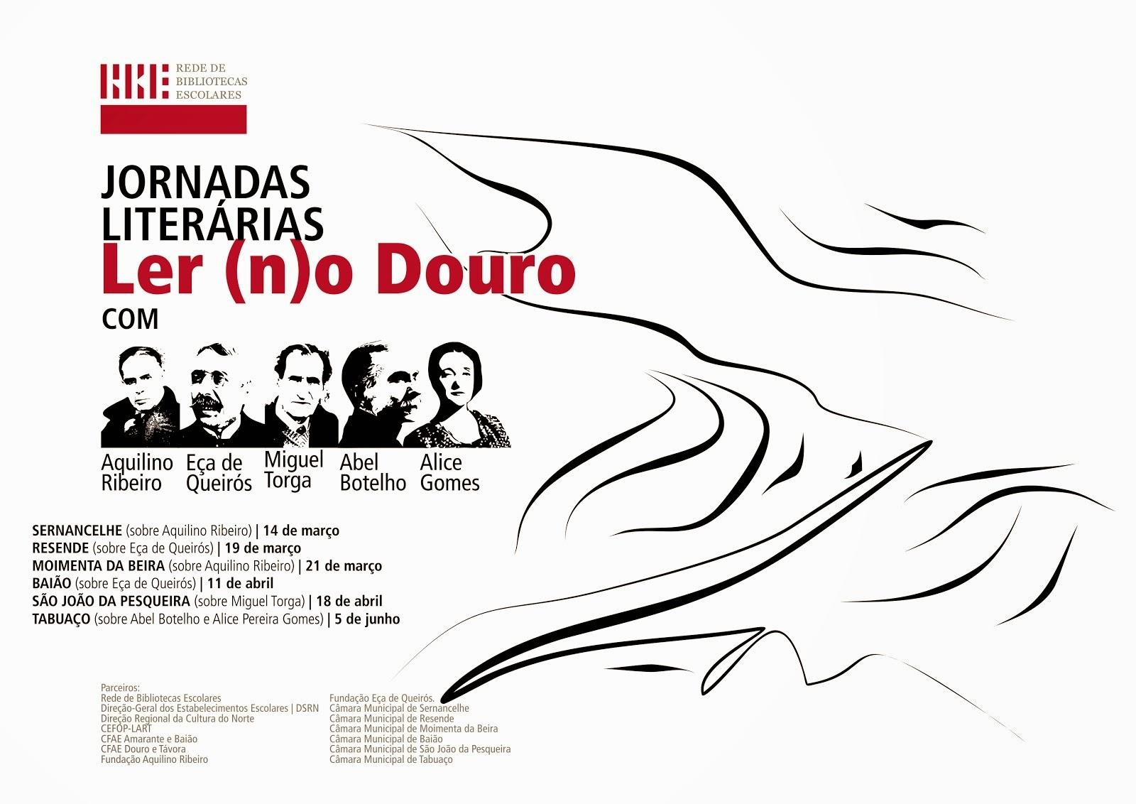 Jornadas Literárias Ler n(o) Douro