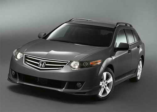 Honda Accord Facelift new The Luxury Sedan 2011  World Car Edition