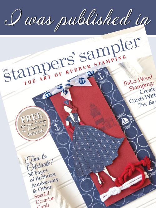 Stampers' Sampler Spring 2016