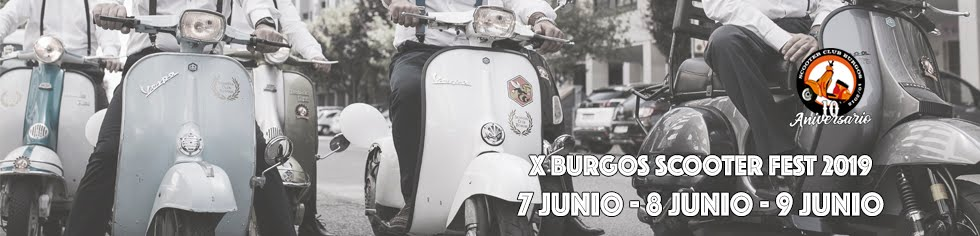 Scooter Club Burgos