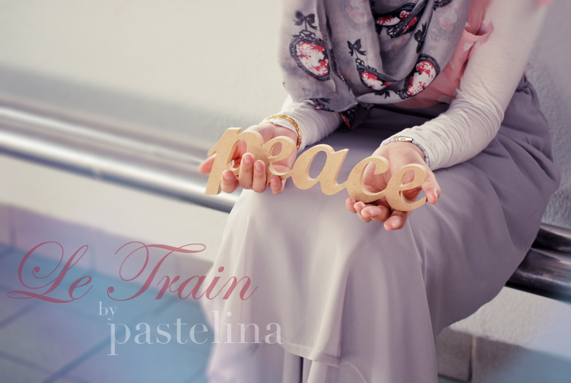 Catch This Train - Pastelina Stylish