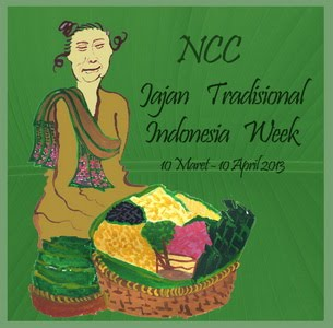 NCC Jajanan Tradisional Indonesia Week