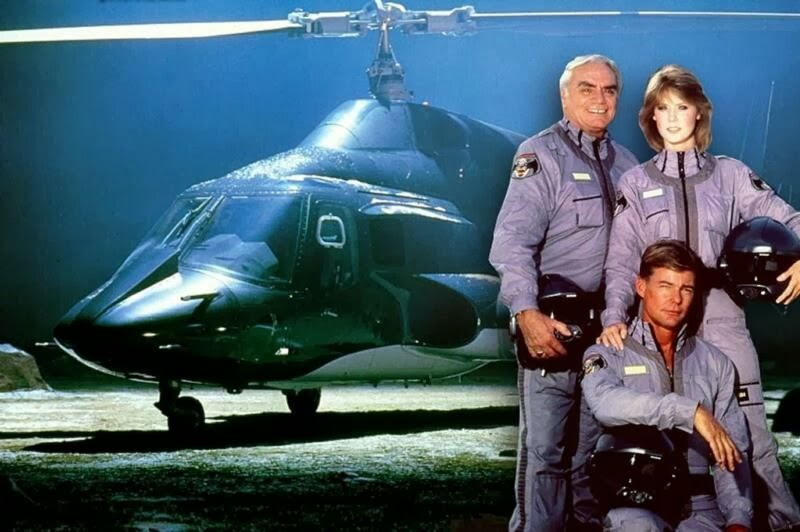 Image result for airwolf 80s