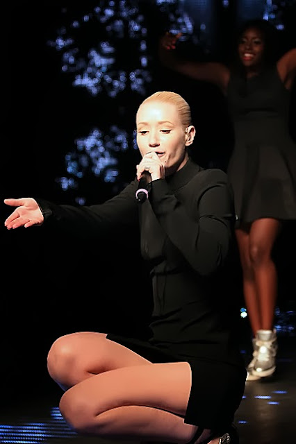 Iggy Azalea for Philipp Plein