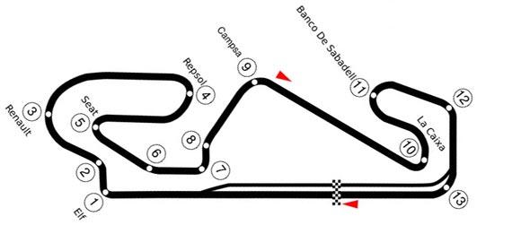 Jadwal Motogp 2012 Seri Ke 5 Catalunya Spanyol