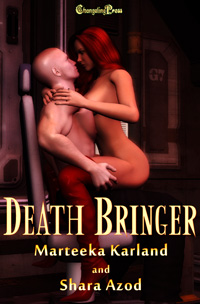 Death Bringer by Marteeka Karland and Shara Azod
