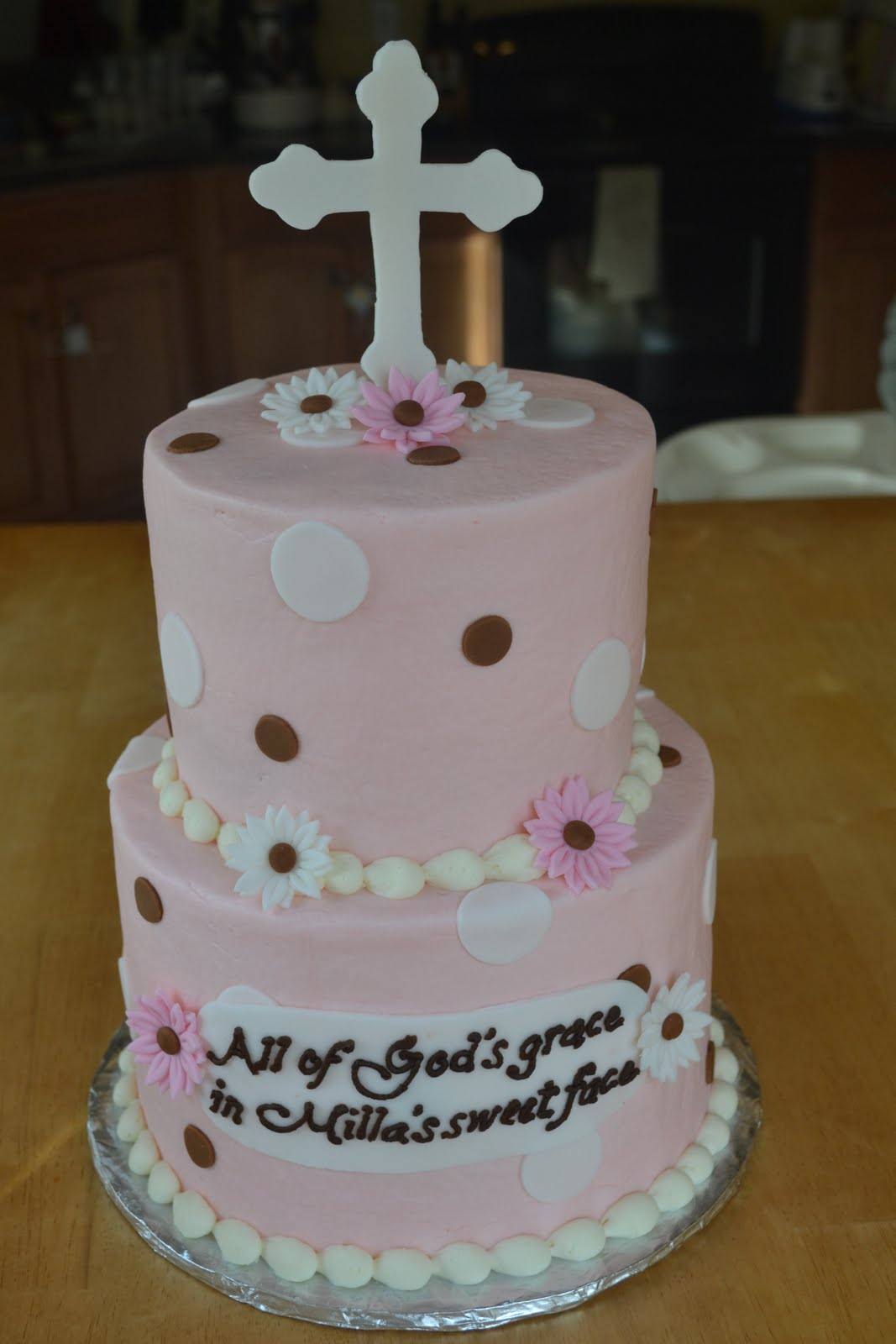 Baby Dedication Cake Images : Sweet Temptations Bakery: Other Special Occasion Cakes