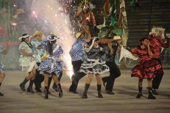 56º Festival Folclórico do Amazonas começa neste sábado