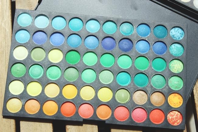 120 eyeshadow palette.120 paleta senki za oci.BH cosmetics 120 eyeshadow palette dupe.Coastal Scents 120 eyeshadow palette dupe.