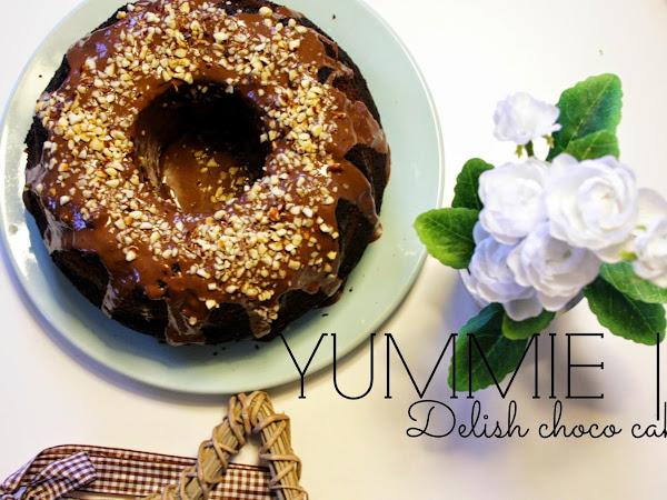 Yummie | Сочен шоколадов кекс с глазура