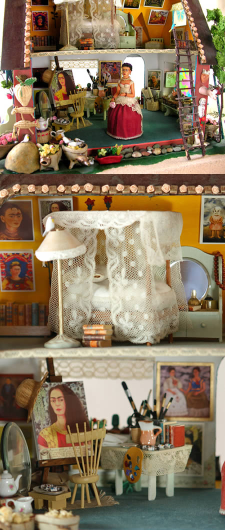 rumah miniatur paling bagus