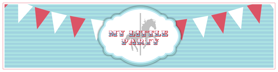 Blog My Little Party - Ideas e Inspiración para Fiestas