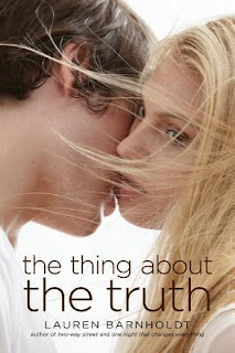 Review: The Thing About the Truth by Lauren Barnholdt