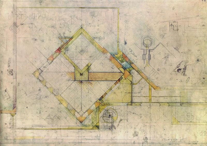 Stoffel on design carlo scarpa brion tomb - Brion design ...