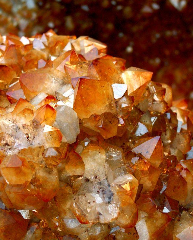 Камень цитрин. Свойства камня цитрин