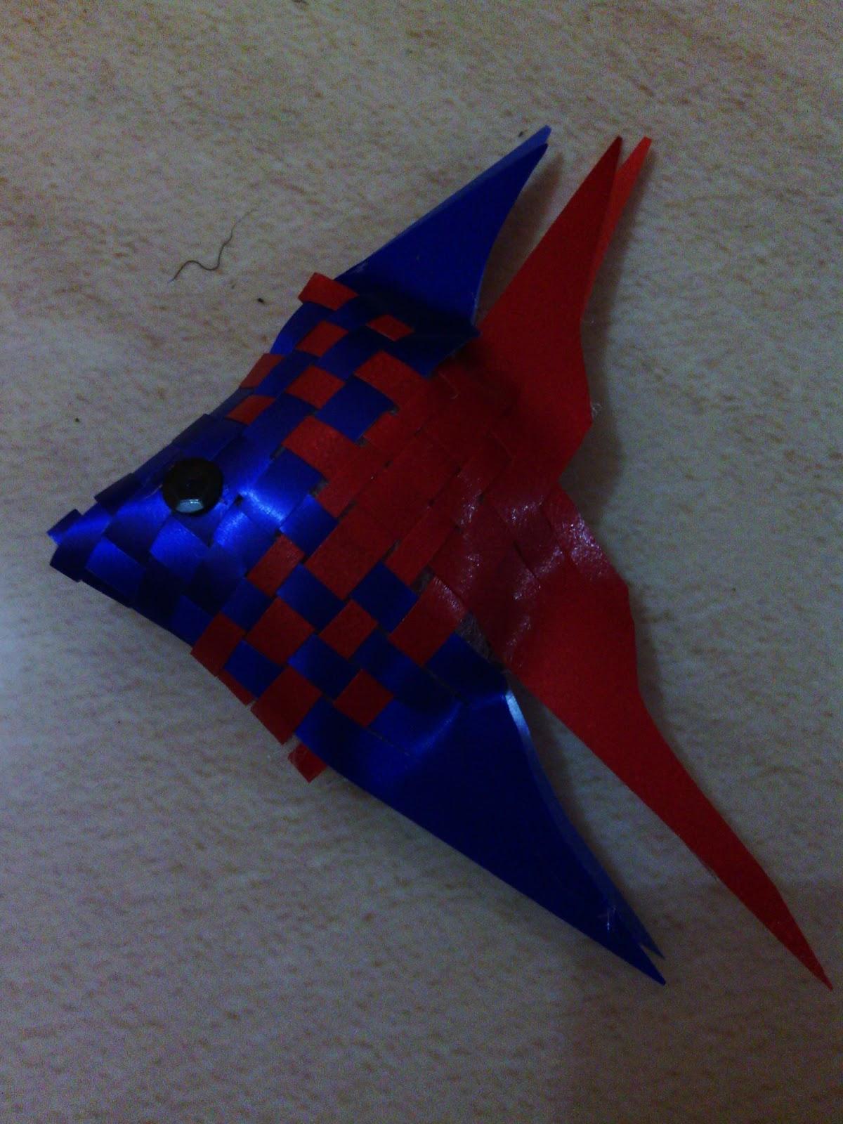 Berbagi Ilmu Dan Pengalaman Pembelajaran Ikan Dari Pita Jepang
