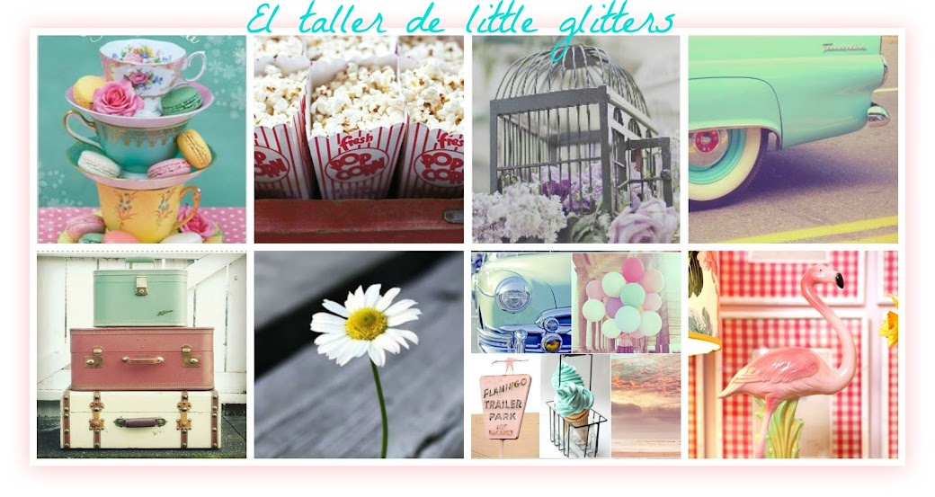 ♥ little glitters -accesorios ♥