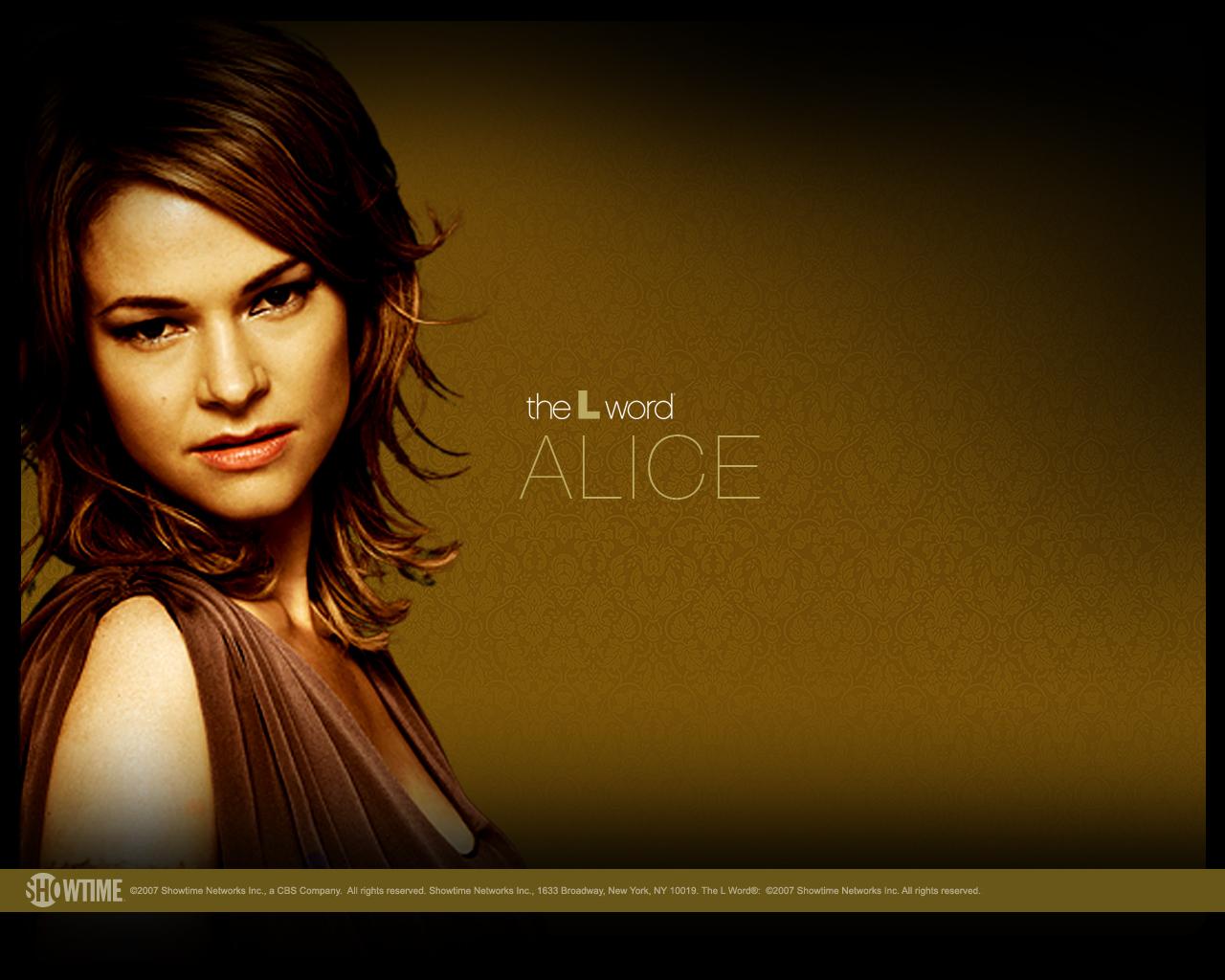 The l word alice