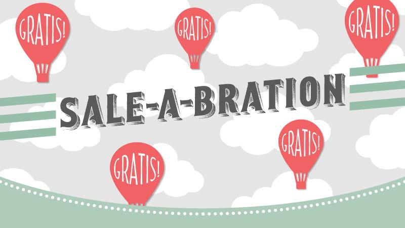 Sale-a-bration 2017 Gratisprodukte