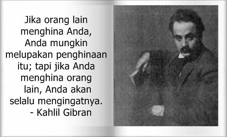 Khalil Gibran Indonesia Khalil Gibran