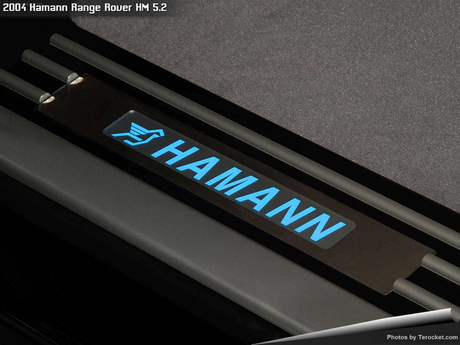 Hình ảnh xe ô tô Hamann Range Rover HM 5.2 2004 & nội ngoại thất