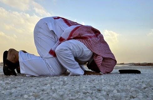 رجل لم يصلي و لم يسجد لله ركعه واحدة و مع ذلك دخل الجنه