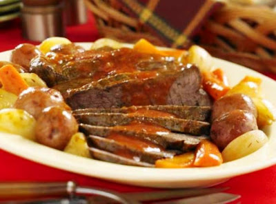 Bloody Mary Pot Roast