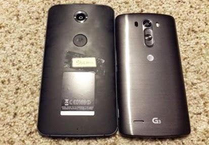 Google Nexus 6 a.k.a Nexus X