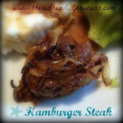 how to make a good hamburger steak