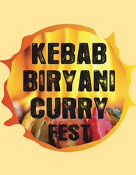 Kebab Biryani Curry Fest at GRT Pondicherry