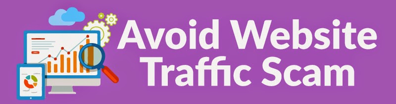Avoid Website Traffic Scam on Fiverr