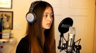 Video Titanium David Guetta Cover dari Jasmine Thompson