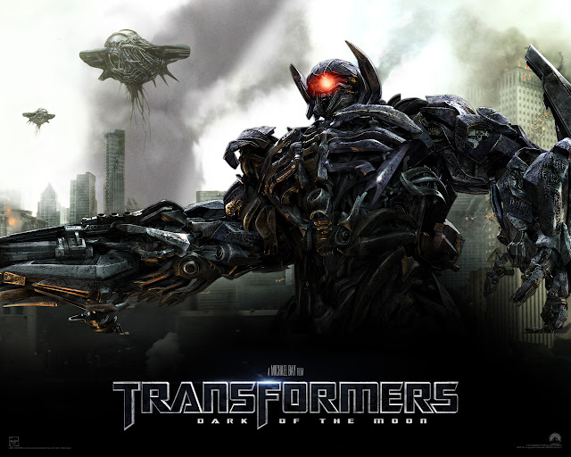Transformers 3 Dark of the Moon Wallpaper 3