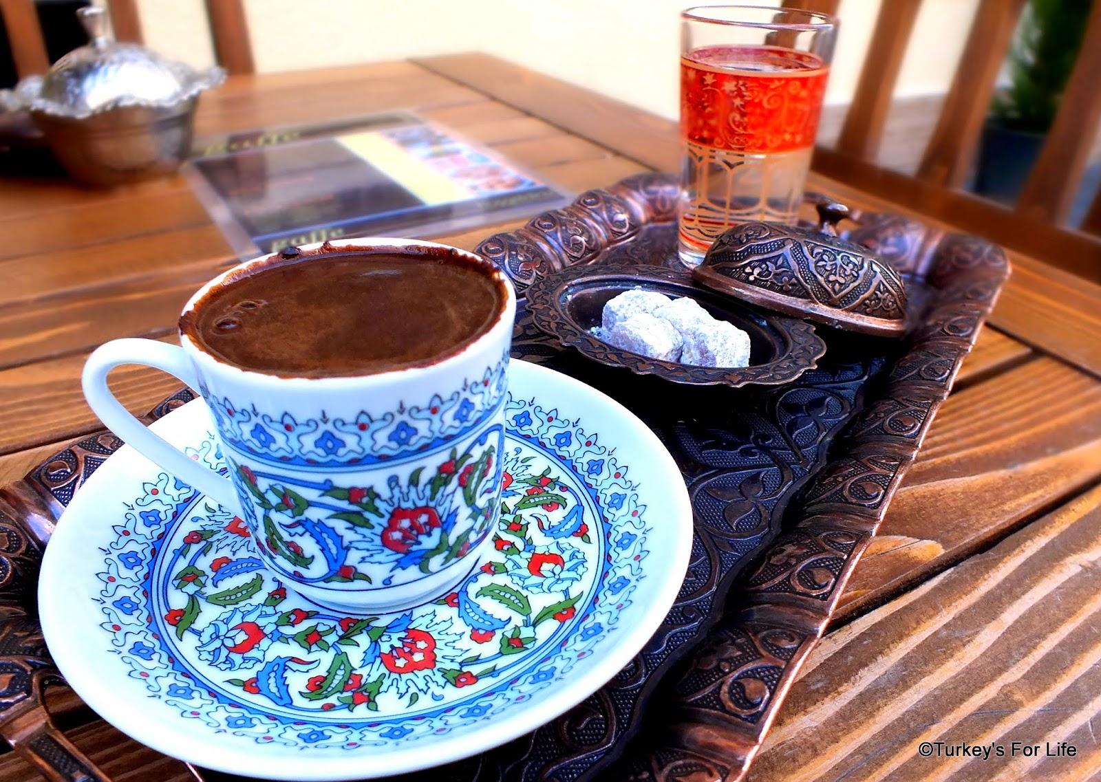 Dibek Türk Kavesi, Gaffe, Fethiye