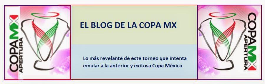 El Blog del Torneo de Copa MX