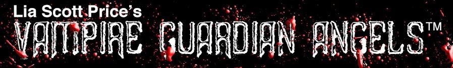 Lia Scott Price's Vampire Guardian Angels Comic Book Series