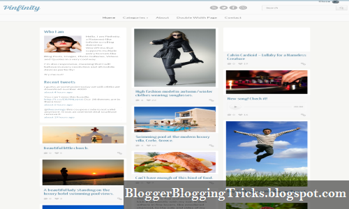Best responsive blogger templates