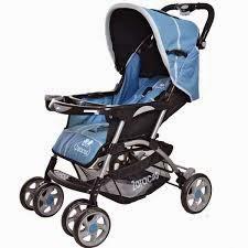 Xe đẩy em bé Zaracos James 618/BLUE