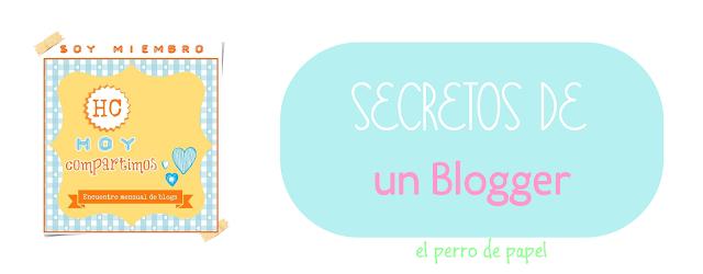 secretos de un blogger