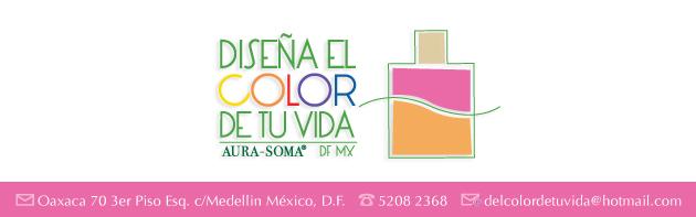 Diseña el color de tu vida