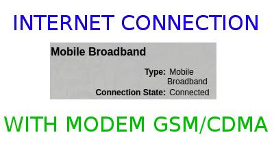 Konek Internet Dengan Modem Pada Komputer