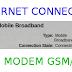 Cara Konek Internet Dengan Modem Pada Komputer