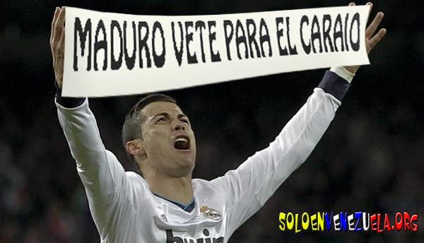 Cristiano Ronaldo ha querido despedirse esta semana de nosotros ya que se va de vacaciones, y le trae un mensaje al presidente luego de haberle dedicado un gol.