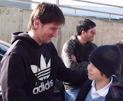 Video y fotos de Messi y yo